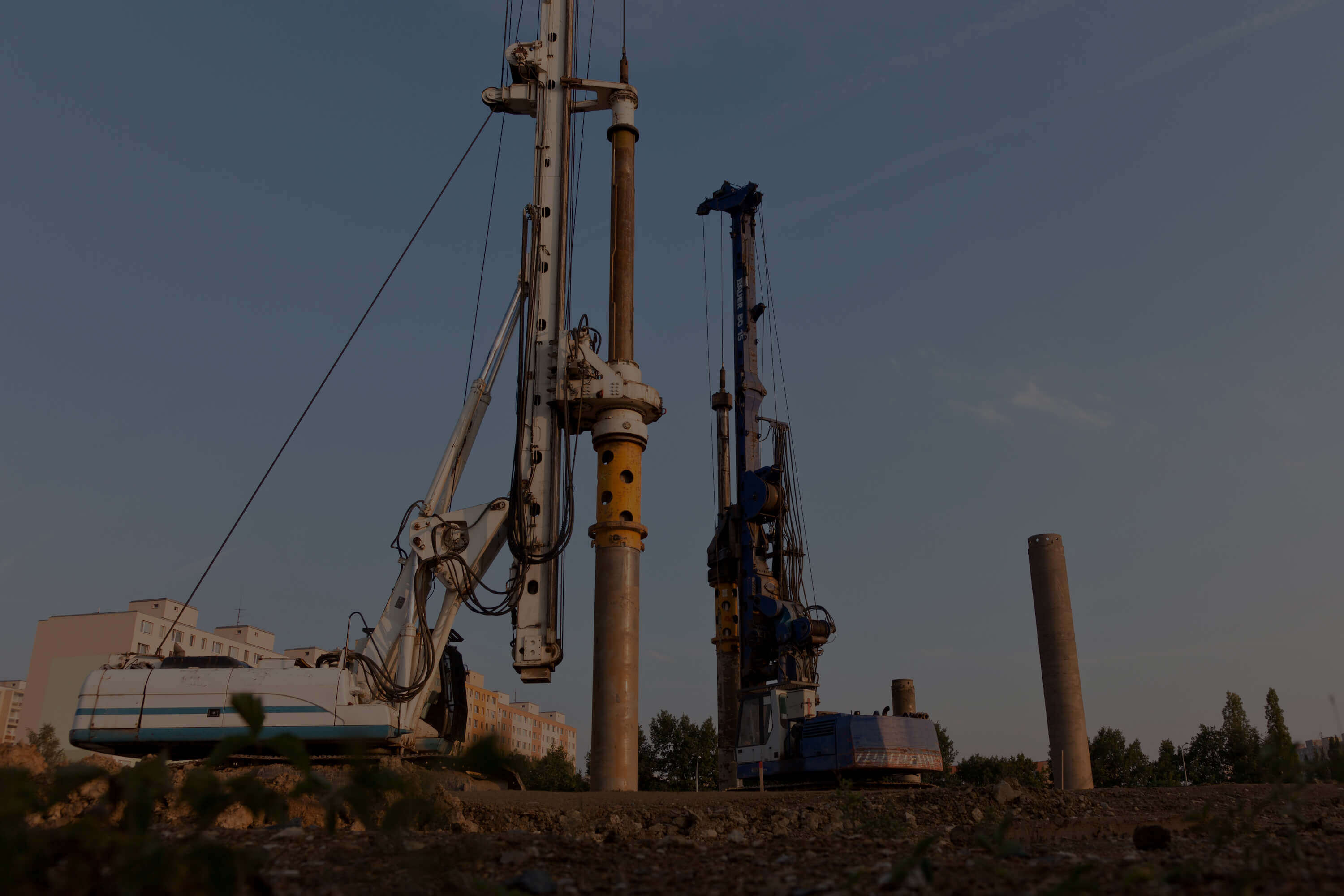 Piling and Mini Piling specialists